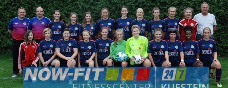 """Damenteam bereitet sich u.a. im """"Now-Fit"""" Kufstein auf die Frühjahrsrunde vor."""