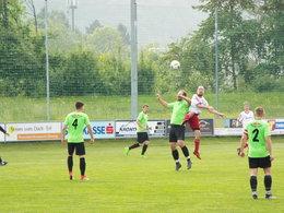 5:0 gegen den SV Stans! Stefan Pfisterer zeigte sich dabei in Torlaune.