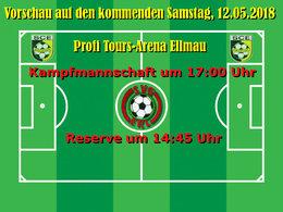 Tore, Punkte, Meisterschaft: Die Vorschau auf den kommenden Samstag, 12.05.2018 in der Profi Tours-Arena in Ellmau
