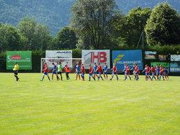 """Rinn/Tulfes am Ende einfach zu stark. Coach Didi Maurberger und """"Capitano"""" Andi Neuschmid sagen Servus."""
