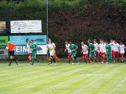 Loidhold-Elf lieferte dem Landesligisten einen echten Cupfight! Am Ende siegen die Gäste erst in der Elferlottorie.