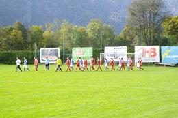 Reserve: SVG Erl - SPG Hopfgarten/Itter 3:0 Halbzeit: 2:0