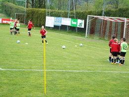 U11 gegen SPG Unterland