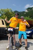 1. Kranzhorner Bergduathlon Bike'n'Run